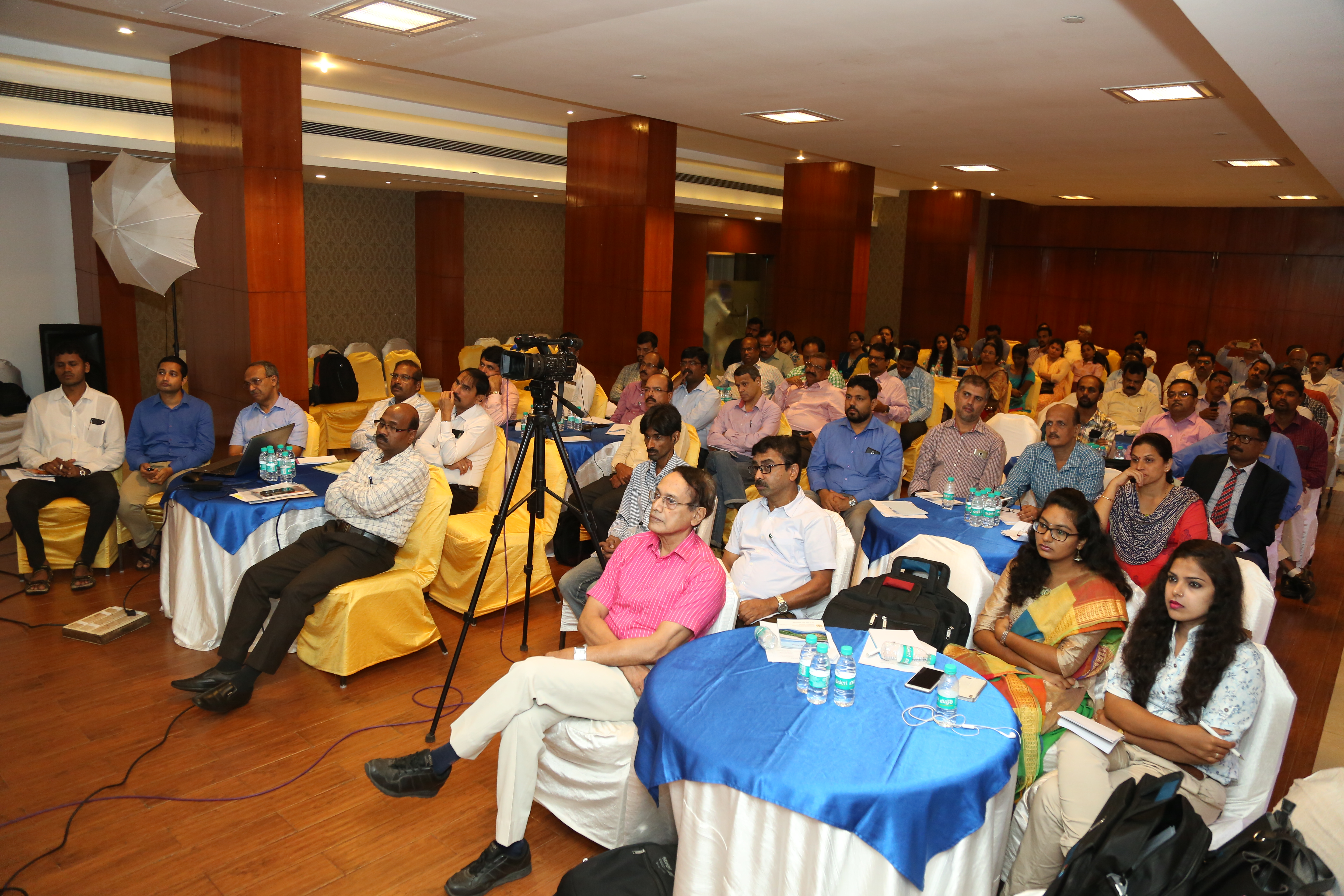 Training on Coastal Processes, Planning and Engineering in India