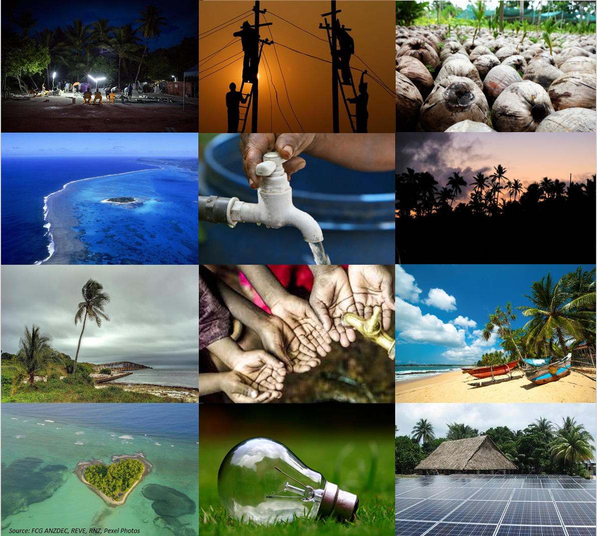 FCG New Zealand working in Kiribati for Energy and Public Utilities Reform